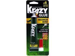Krazy Glue(R) Maximum Bond No-Run Gel-20G