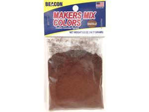 Makers-Mix Stepping Stone Colorant .5Oz-Saddle
