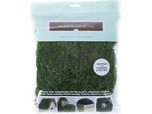 Preserved Mood Moss 112.5 Cubic Inches-