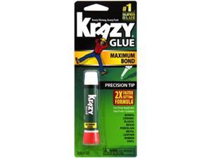 Krazy Glue(R) Maximum Bond 2X Faster Setting-2G