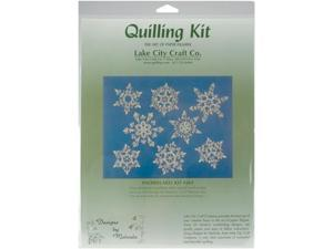Quilling Kit-Snowflakes