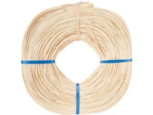 Round Reed #6 4.25-4.5mm 1 Pound Coil-Approximately 160'