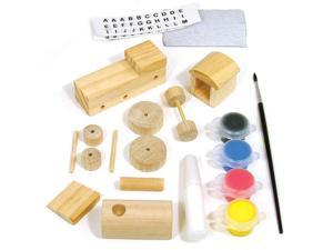 Make Your Own Train Kit-