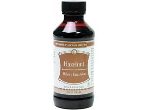 Bakery Emulsions Natural & Artificial Flavor 4Oz-Hazelnut