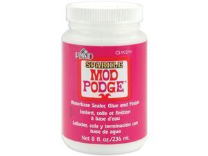 Mod Podge CS11211 8-Ounce Glue, Sparkle
