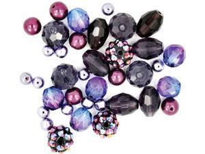 Design Elements Beads-Plum Brulee