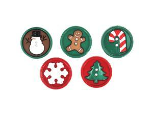 Dress It Up Holiday Embellishments-Sewfun Christmas