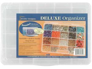 "Deluxe Organizer 10.75""X7.7""X1.75""-20 Compartments"