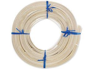 """Flat Oval Reed 3/8"""" 1 Pound Coil-Approximately 175'"""