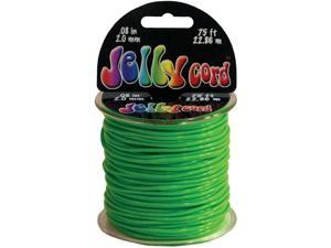 Jelly Cord 2mmX75'-Green