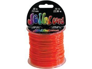Jelly Cord 2mmX75'-Orange