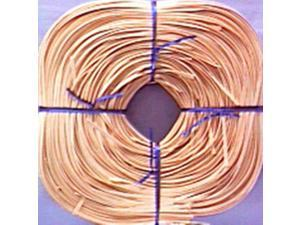 """Flat Oval Reed 11/64"""" 1 Pound Coil-Approximately 320'"""