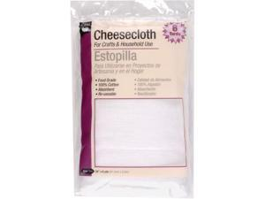 """Cheesecloth Packaged-36""""X6 Yards"""