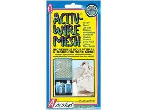 """Activ-Wire Mesh 12""""X24"""" Sheet-"""