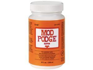 Mod Podge Satin All-In-One Decoupage Sealer / Glue / Finish (8 fl. oz. )