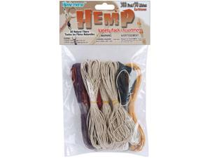 Hemp Variety Pack 300 Feet/Pkg-Earth Tone