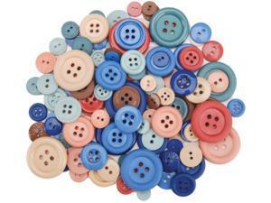Dress It Up Button Super Value Packs-Nomadic