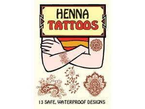 Dover Publications-Henna Tattoos