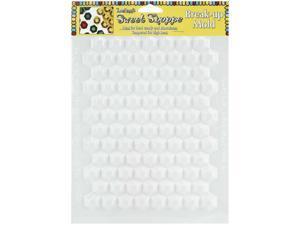 Sweet Shoppe Candy Molds-Hexagon Breakup 90 Cavity