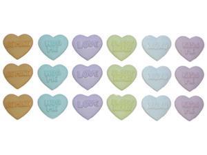Dress It Up Embellishments-Candy Kisses