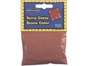 Stone Color 1 Ounce-Terra Cotta