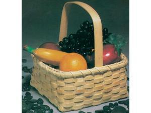 """Blue Ridge Basket Kits-Market Basket 6""""X9"""" w/Handle"""