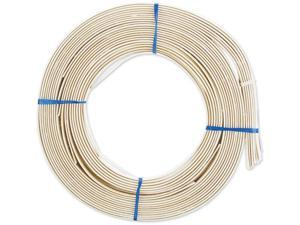 """Flat Oval Reed 1/2"""" 1 Pound Coil-Approximately 90'"""