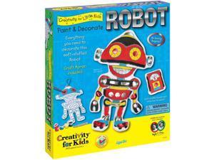 Paint & Decorate Robot Kit-