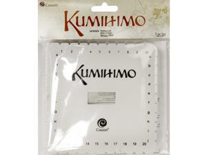 Kumihimo Braiding Loom 1/Pkg-Square