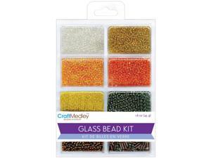 Glass Bead Kit 45g-Dazzling Metallics