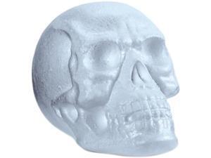 Styrofoam Eps Skull Bulk-White