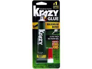Krazy Glue(R) Maximum Bond No-Run Gel-20G