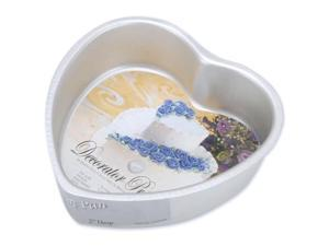 "Decorator Preferred Cake Pan-6""X2"" Heart"