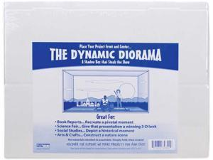 "The Dynamic Diorama 15.5""X6.5""-"