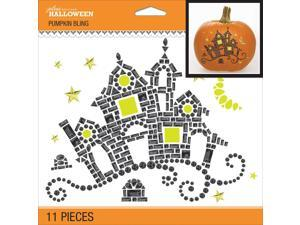 Pumpkin Bling 11Pcs-Haunted House