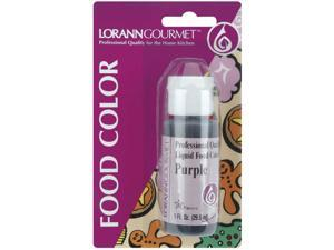 Liquid Food Color 1oz-Purple