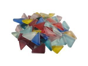 Crystal Angles Frosted .5Lb-Assorted