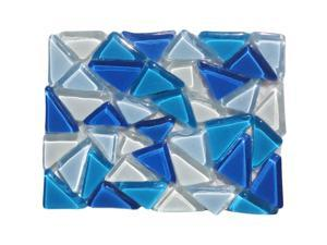 "Crafters Cut Sheeted 4""X3"" Tiles-Crystal A-Ice Age"