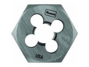 Irwin Industrial 8461 7/8-Inch - 9 Nc HCS Hex Die High Carbon Steel Machine Scre