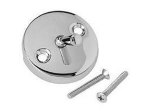 Plumb Pak PP826-1 Chrome Drain Trip Lever Plate - Carded