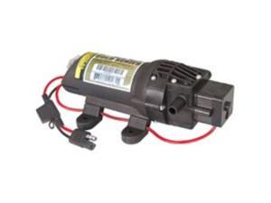 1.0Gal Repl Pump 12V AG SOUTH Sprayer Parts 5275086 Black Coated 733029101846