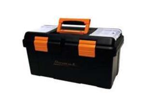 Homak Mfg. Co., Inc. BK00122006 Tool Box Plastic 23-Inch Plastic-Mechanics Bevel