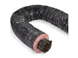 Duct 12In 25Ft 200Deg F Fbrgls LL BUILDING PRODUCTS Mobile Home Hvac MIF12X300