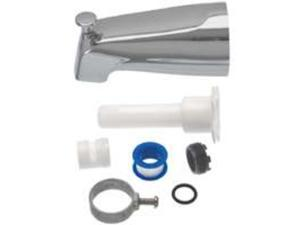 Danco 88703 Universal Aluminum Tub Spout with Diverter