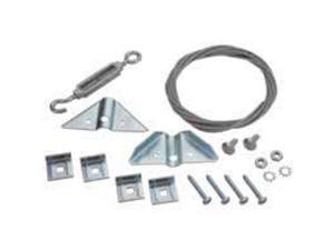 Mintcraft 33198ZCX-BC3L Zinc Anti Gate Sag Kit - Carded