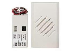7627698 Chime Dr Crdlss 0-150Ft 6Tne 00 Doorbells, Chimes & Intercoms RC3030D
