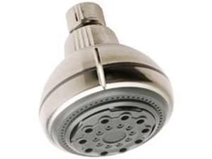 Shower Head 5 Function PLUMB PAK Shower Heads PP828-50BN 046224014515