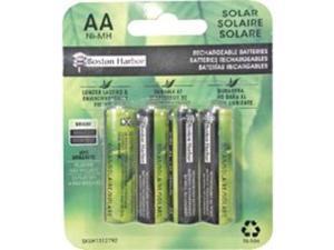 Batt Solar 1500 Mah Capac BOSTON HARBOR Outdoor Solar Lighting BT-NMAA-1500-D4