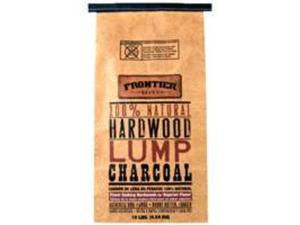 10-Pound Lump Charcoal PACKAGING SERVICE Charcoal and Lighters LCR10