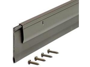 Md Products 05652 36 inch Bronze Heavy Duty Aluminum and Vinyl Door Sweep